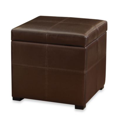 Jackson Ottoman with Tray Top