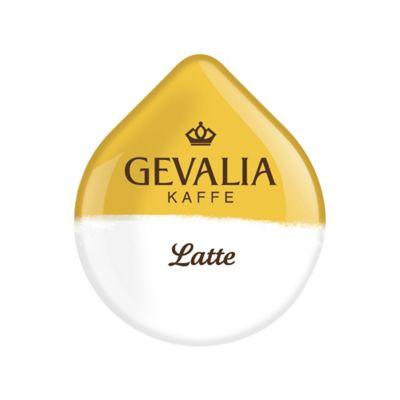 Gevalia 16-Count Latte T DISCs