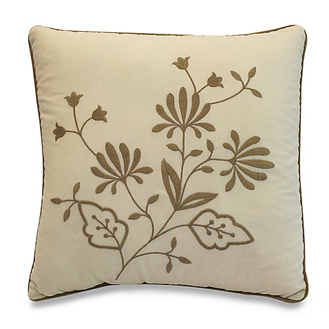 Grace Square Toss Pillow