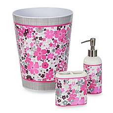 Loft Style Leah Floral Toothbrush Holder