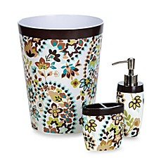 Loft Style Hannah Paisley Toothbrush Holder