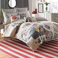 Grand Tour Duvet Cover Set