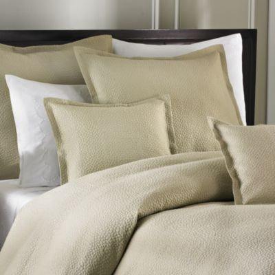 Barbara Barry® Cloud Nine Queen Pillow Sham in Aloe