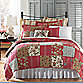 B. Smith Diantha Quilt Collection, 100% Cotton