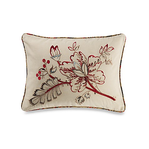 B. Smith Diantha 12-Inch x 16-Inch Breakfast Toss Pillow