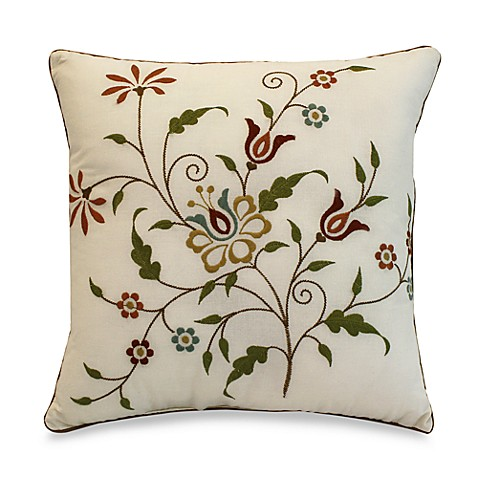 Amherst Square Toss Pillow