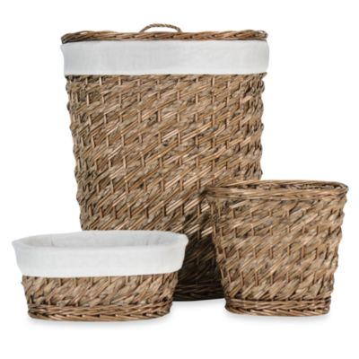 Buy Wicker Laundry From Bed Bath Amp Beyond