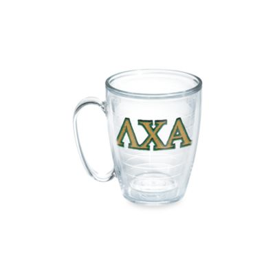 Freezer Safe Alpha Mug