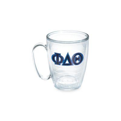 Tervis® Fraternity Phi Delta Theta 15-Ounce Mug