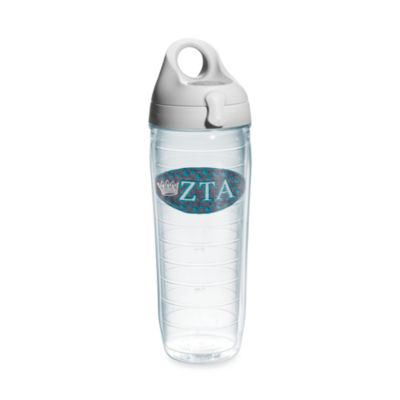 Tervis® Fraternity Zeta Tau Alpha 24-Ounce Water Bottle