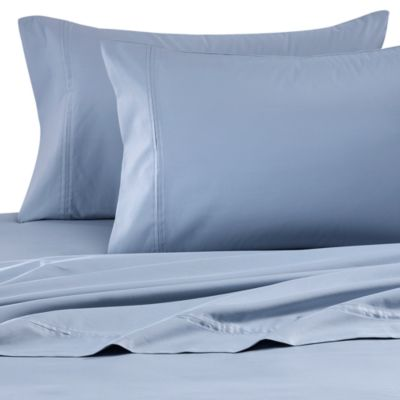 SHEEX®  Performance Cotton Queen Sheet Set in Blue