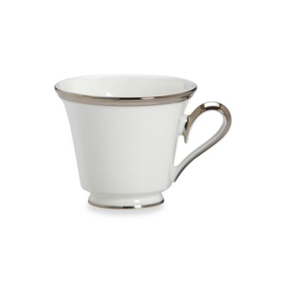Lenox® Solitaire® White Teacup