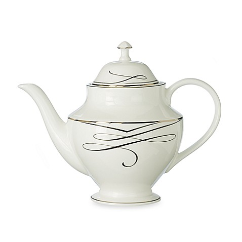 Waterford® Ballet Ribbon Teapot