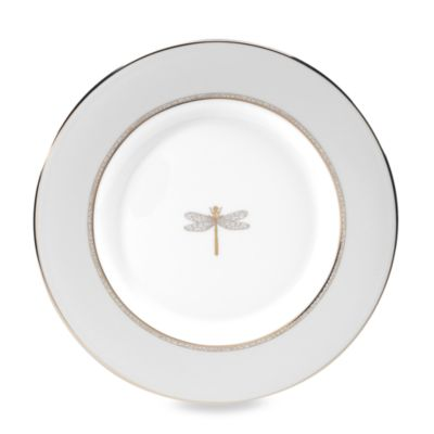 kate spade new york June Lane™ Platinum 8-Inch Salad Plate