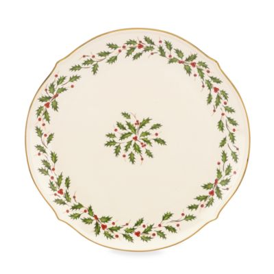 Lenox® Holiday™ 13-Inch Platter