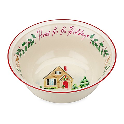 Lenox® Holiday™ Home for the Holidays Bowl