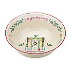 Lenox® Holiday™ Fill Your Home with Joy Bowl