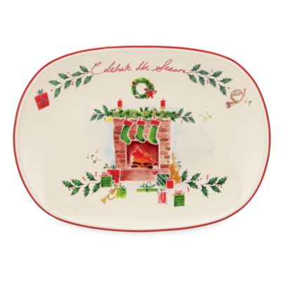 Lenox® Holiday™ Celebrate The Season Tray