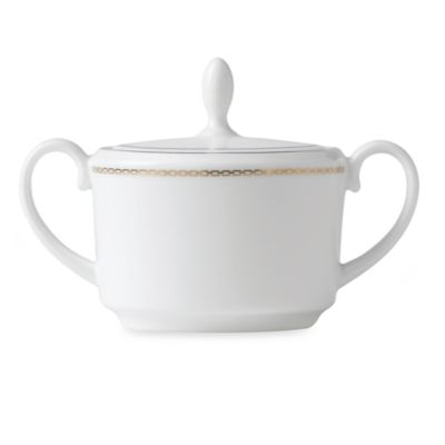 Vera Wang Wedgwood® With Love Covered Sugar