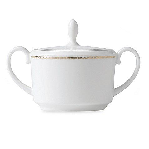 Vera Wang Wedgwood® With Love Covered Sugar Bowl