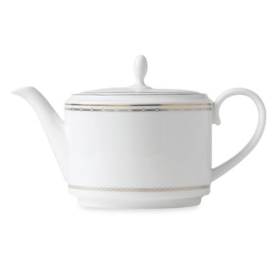 Wedgwood® With Love Teapot