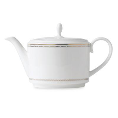 Vera Wang Wedgwood® With Love Teapot
