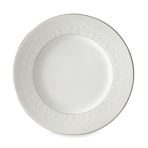 Waterford® Ballet Icing Pearl™ 8-Inch Salad Plate