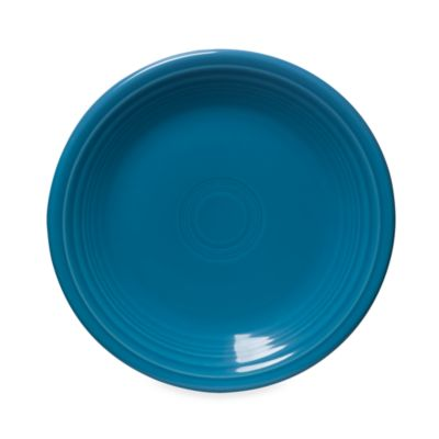 Fiesta® Salad Plate in Peacock
