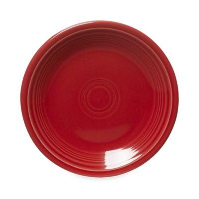 Fiesta® Salad Plate in Scarlet
