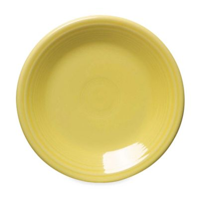 Fiesta® Sunflower 7 1/4-Inch Salad Plate