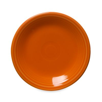 Orange Salad Plate