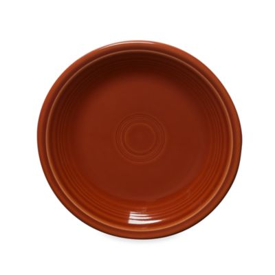 Salad Plate in Paprika