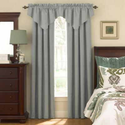Ivory Grey Curtain Panels