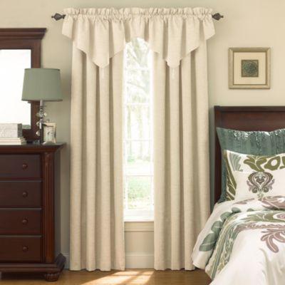 Sound Asleep™ 108-Inch Room Darkening Window Curtain Panel in Ivory