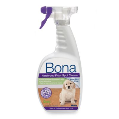 Bona® 36-Ounce Hardwood Floor Spot Cleaner Spray