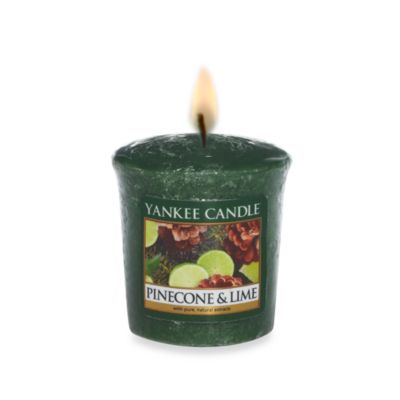 Yankee Candle® Pinecone & Lime Sampler® Votive Candle