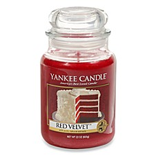 Yankee Candle® Red Velvet™ Scented Candles