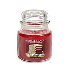 Yankee Candle® Red Velvet™ Medium Classic Candle Jar
