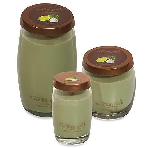 Yankee Candle® Pure Radiance™ Key Lime Scented Candles