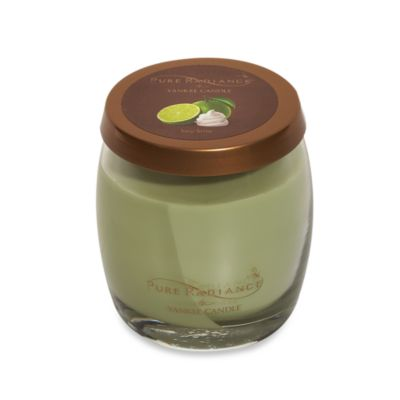 Yankee Candle® Pure Radiance™ Key Lime Medium Lidded Vase