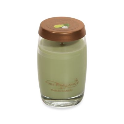 Yankee Candle® Pure Radiance™ Key Lime Small Lidded Vase