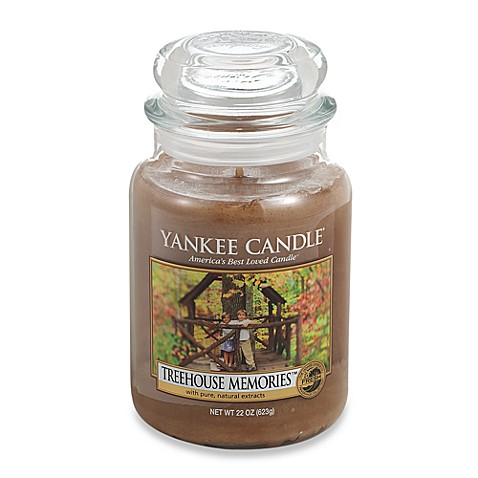 Yankee Candle® Housewarmer® Treehouse Memories™ Scented Candles