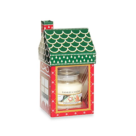 Yankee Candle® Christmas Cookie™ Cottage Gift Set
