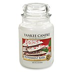 Yankee Candle® Peppermint Bark Large Classic Candle Jar