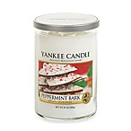 Yankee Candle® Peppermint Bark Large 2-Wick Lidded Candle Tumbler