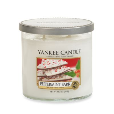Yankee Candle® Peppermint Bark Medium 2-Wick Candle Tumbler