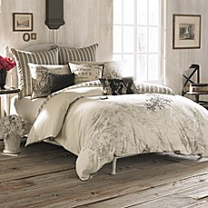 Anthology™ Amour Embroidered Reversible Comforter Set