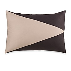 Nautica® Crew Charcoal Oblong Throw Pillow