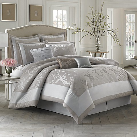 Palais royale adelaide comforter set bed bath beyond - Bed bath and beyond bedroom furniture ...