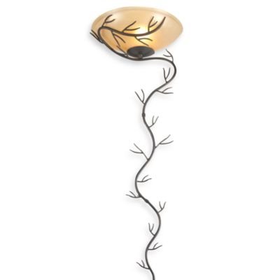 Kenroy Home Bronze Twigs Wallchiere Lamp